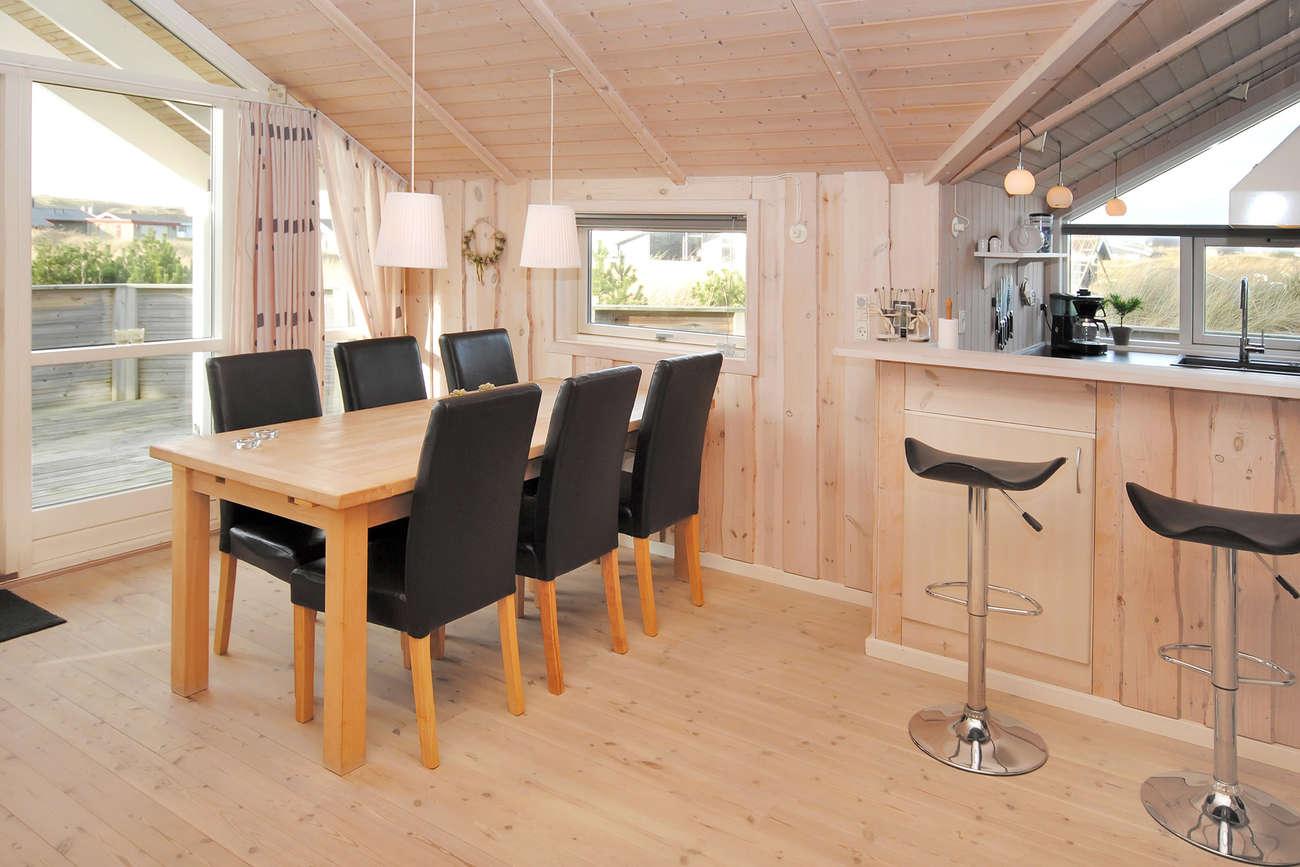 Arvidvej 17, Bjerregård - Sommerhus 3716 - Lækkert luksussommerhus ...