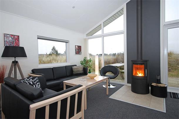 Sommerhus 3195   holmsborgvej 22, søndervig   flot luksussommerhus ...